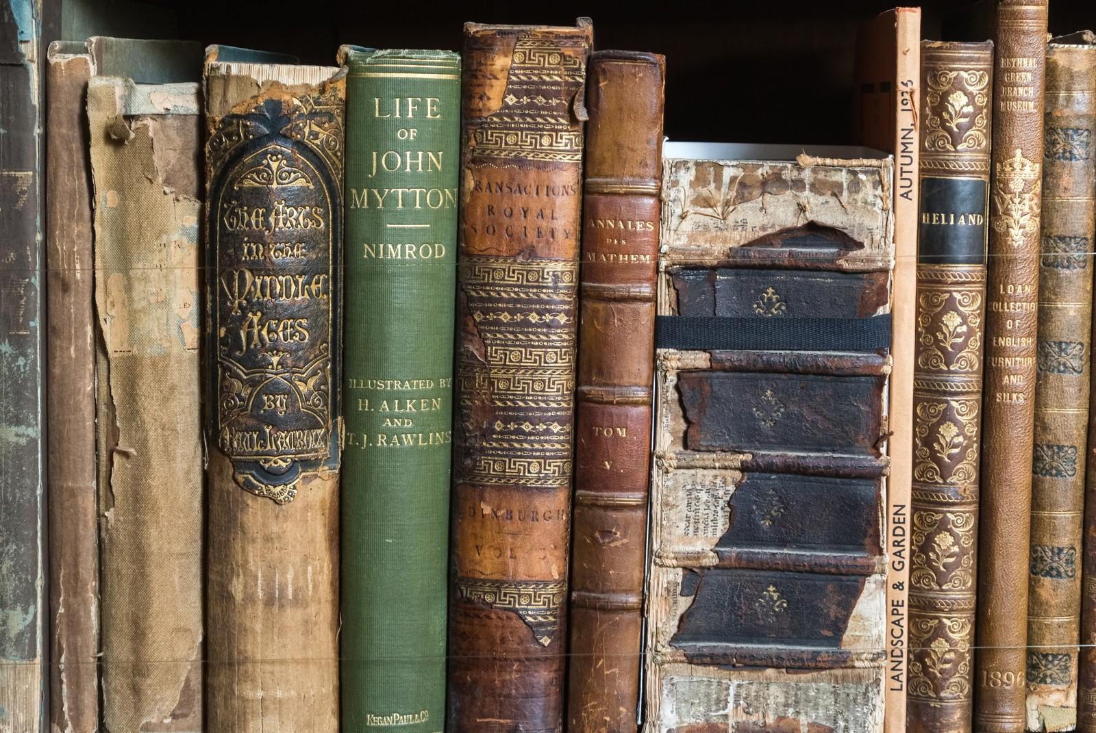 薄い本厚い本