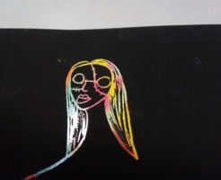 スクラッチアートを難しいと感じるあなたへ コツを知れば簡単
